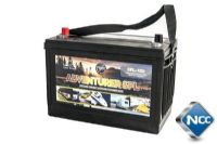 Leoch ADVENTURER SFL-120 - 12v 120Amp Electric Fence Battery